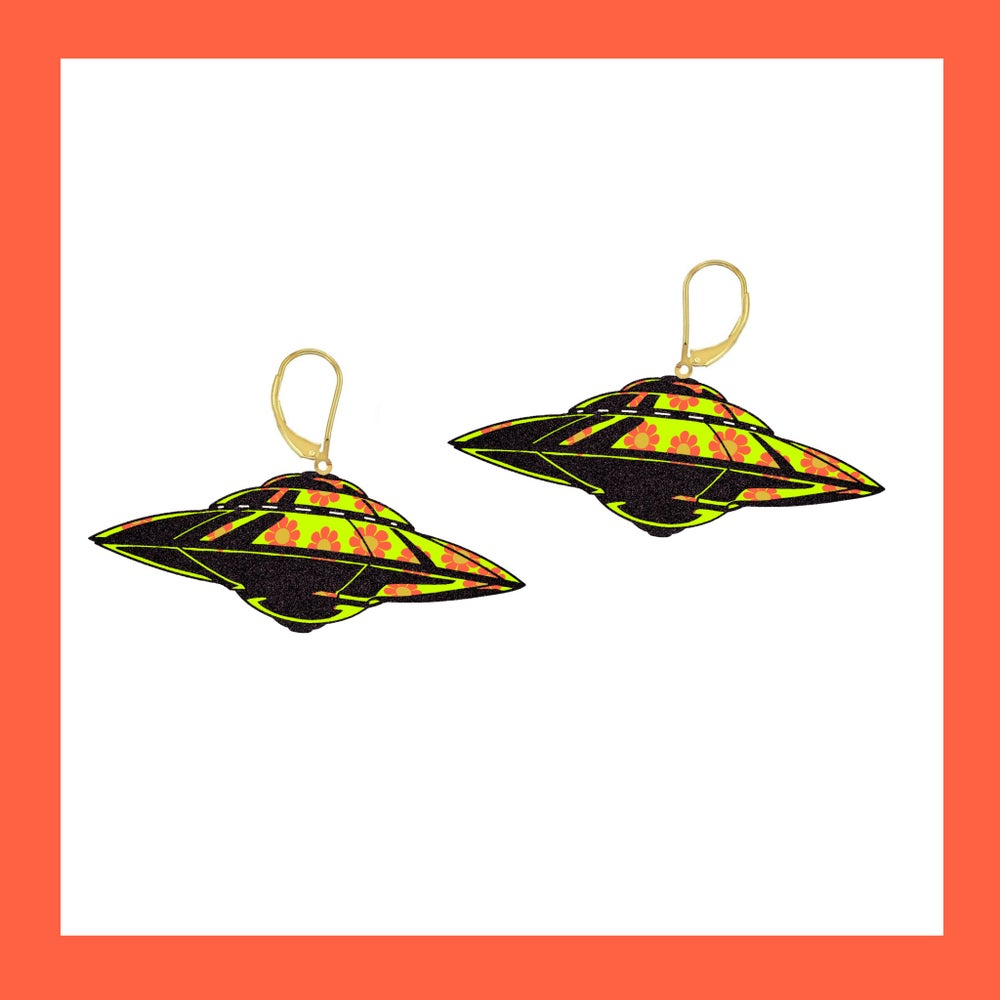Image of We out there earrings