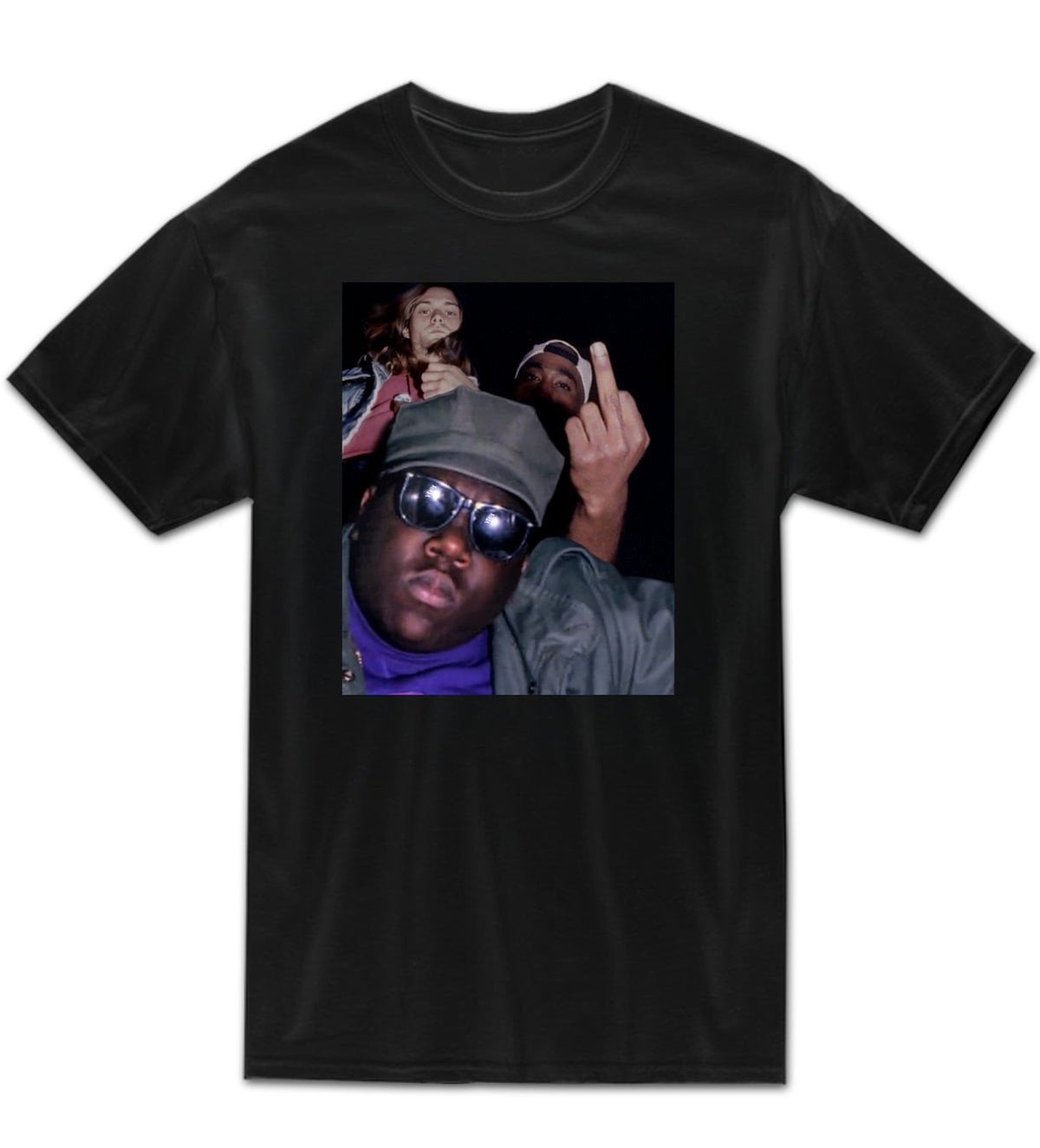 Image of The Greatest Story Never Told Pt.2 - Print/Tee/Hoodie
