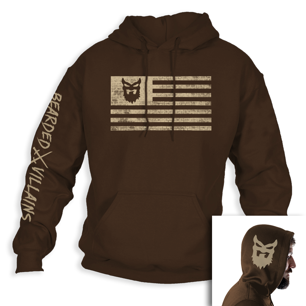 Image of BV NATION Pullover Hoodie