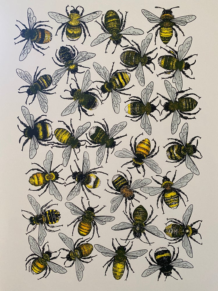 Image of Bee original