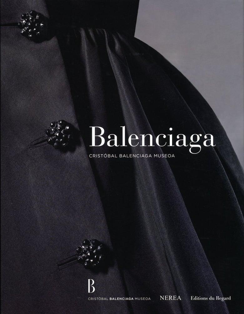 Image of (Balenciaga)(Cristóbal Balenciaga Museoa)