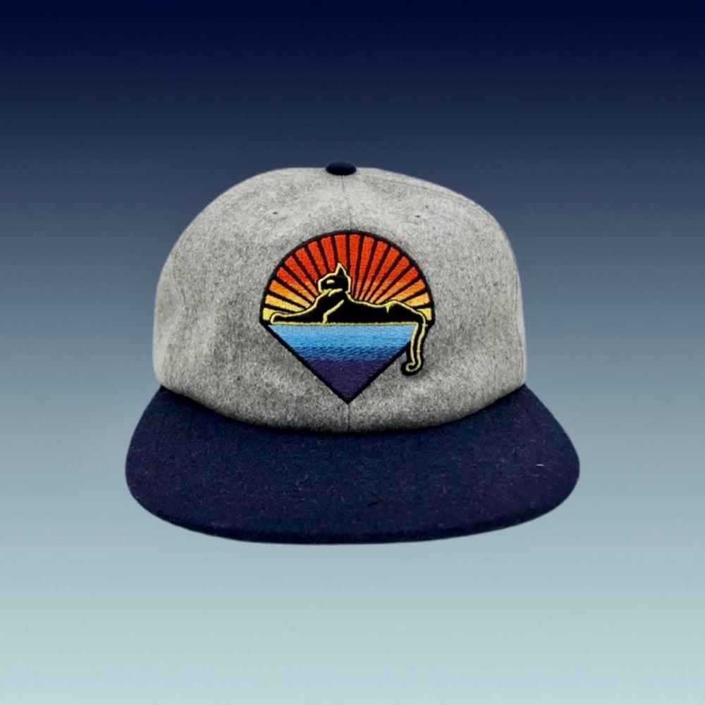 Image of  Cats Premium Fleece Strapback Hat!