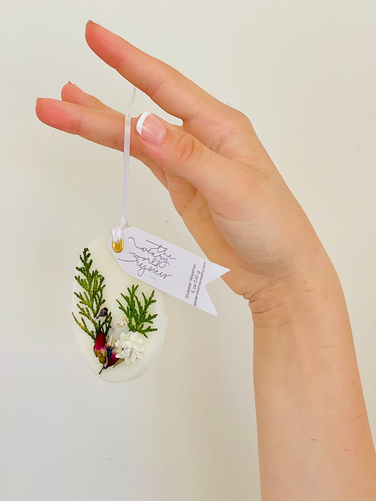 Sweater Weather Scented Soy Wax Sachet
