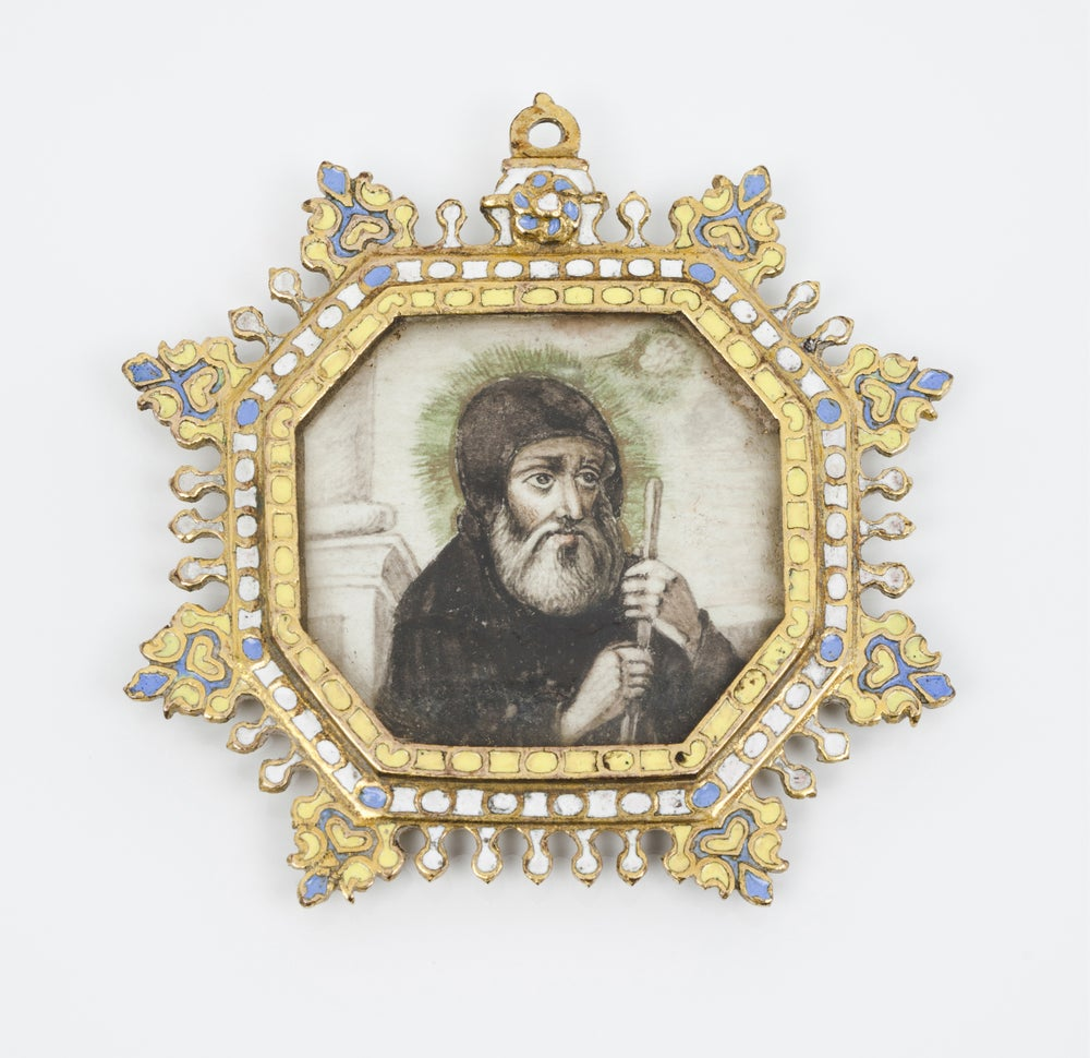 Image of An exceptional 17th century Spanish devotional pendant
