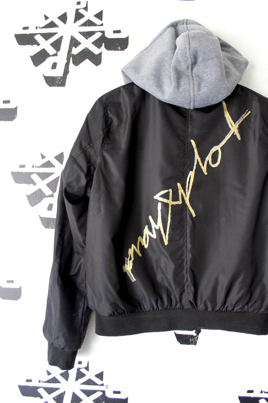 your best bet jacket in black