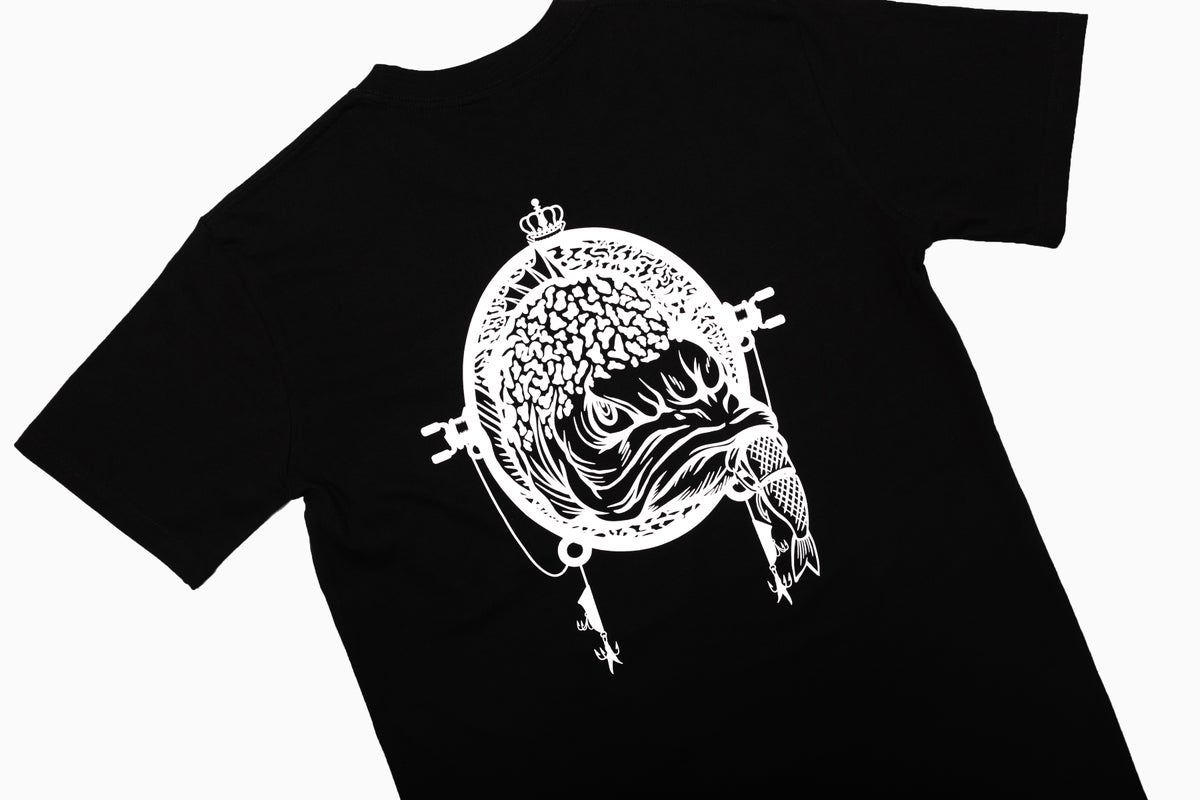 Image of BLACK T SHIRT - GRUMPY COLLECTION 2020