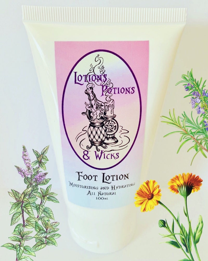 Image of Foot Lotion