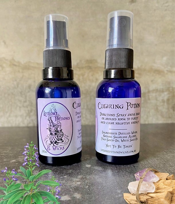Image of Clearing Potion