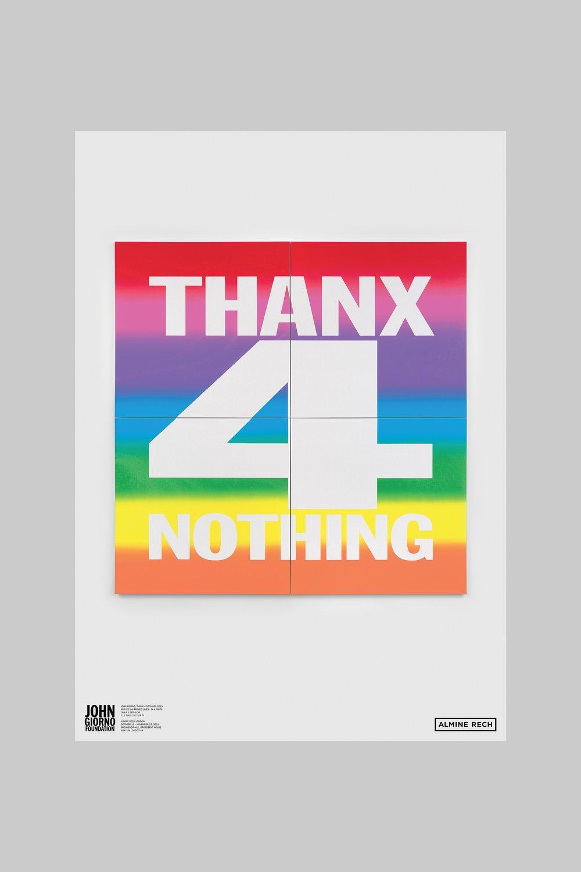 Image of John Giorno - Poster