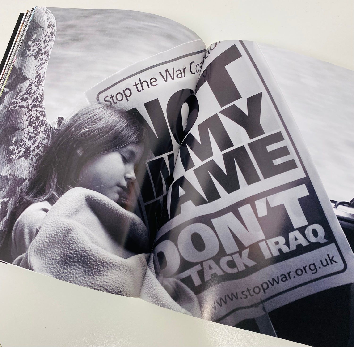 Image of Stop the War- A Graphic History