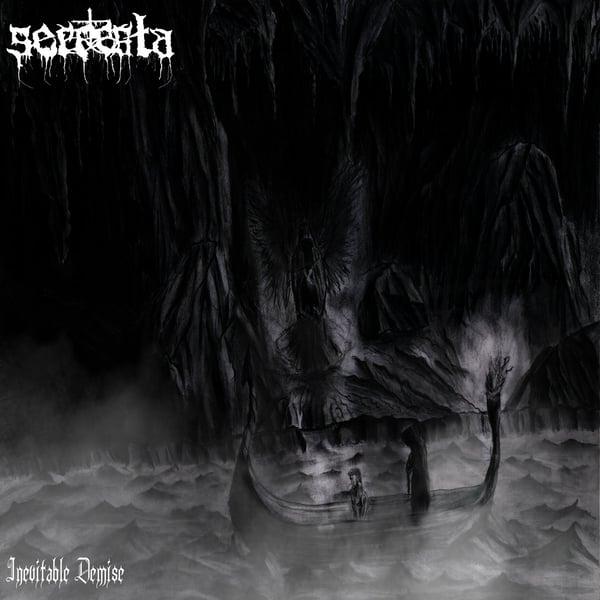 """Image of SERPESTA """"inevitable demise"""" CD"""