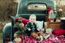 Image 3 of Green Truck- no Santa