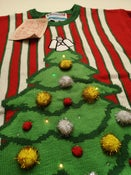 Image of Tree and Gifts Jumpers (XL) - Rare and Working