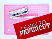 Image of Paper Cutting with The Tiny Maker