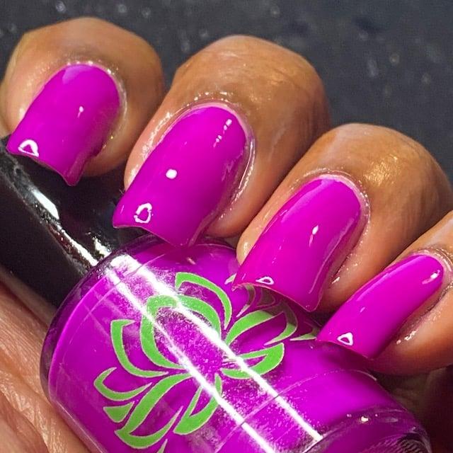 Purple People Eater Neon