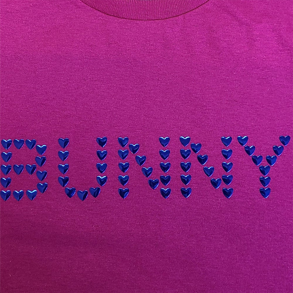 Image of Bunny Tee Berry (NEW Colours)