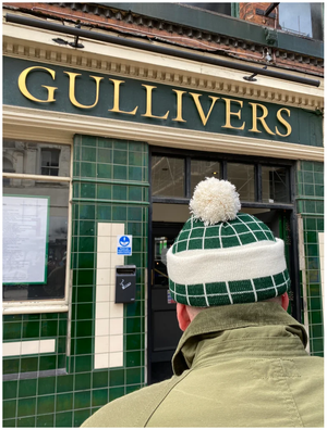 Image of 'GULLIVERS' WEIR.