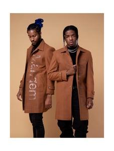 Image of Mandem Wool Coat
