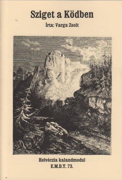 Image of Sziget a Ködben [Hungarian]