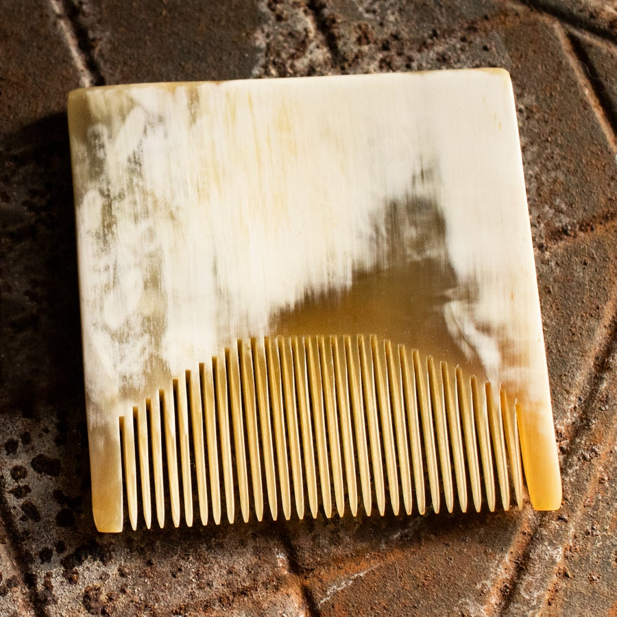 Image of Square Horn Comb