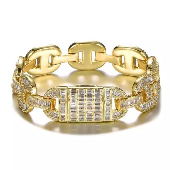 Image of Samiyah Baguette Bracelet