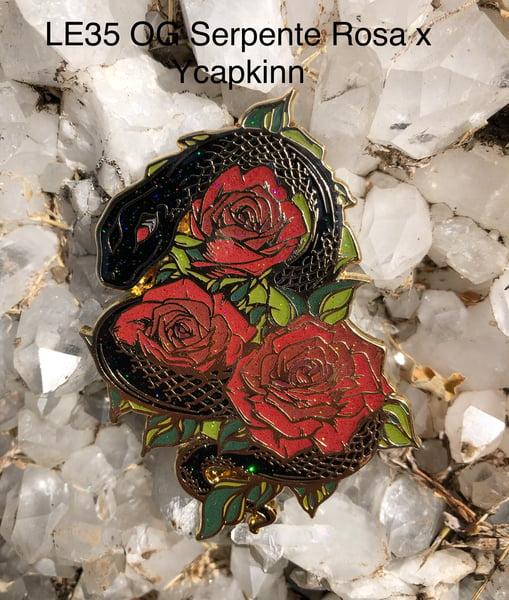 Image of OG Serpente Rosa x ycapkinn