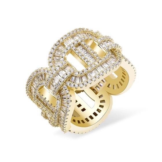 Image of Samiyah Baguette Ring