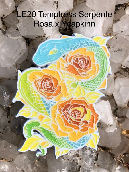 Image of Temptress Serpente Rosa x ycapkinn