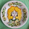 Isabella - Decorative Plate