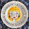 Janet - Decorative Plate