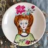 Sophia - Decorative Plate