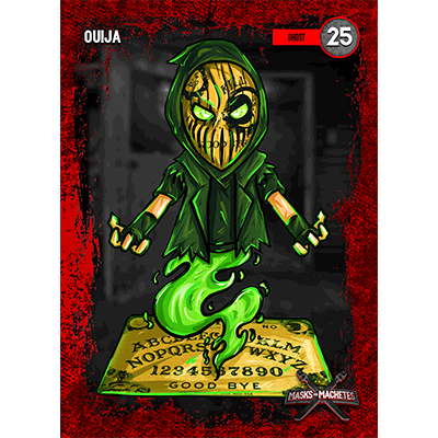 """Image of """"Ouija"""" Solo Card"""