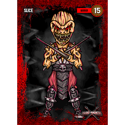 """Image of """"Slice"""" Solo Card"""