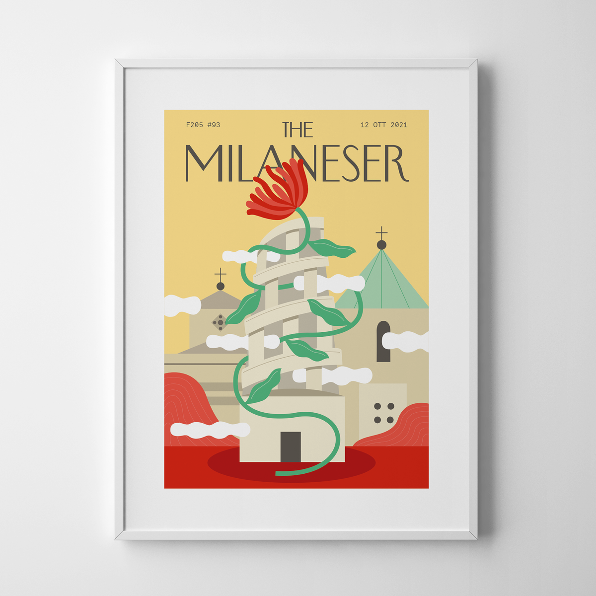 Image of The Milaneser #93