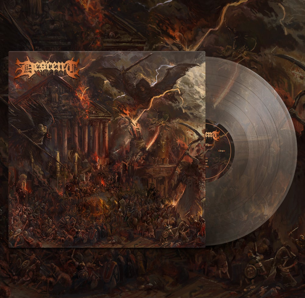 """Descent """"Order of Chaos"""" LP"""