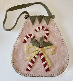 Peppermint Pocket Kit and Pattern