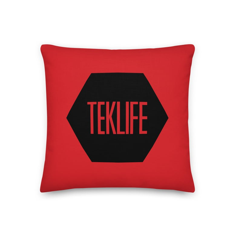 Image of TEKLIFE Chill time RED