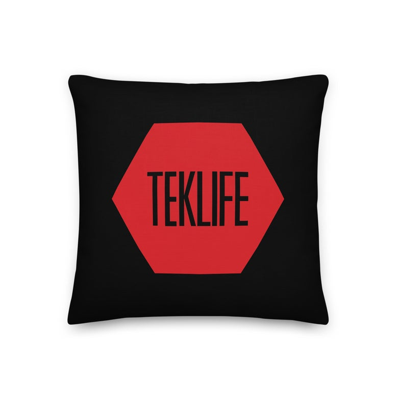 Image of TEKLIFE Chill time BLACK and RED
