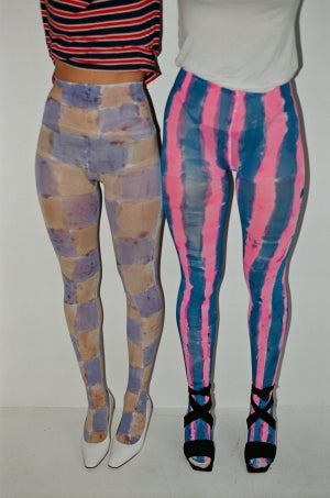 Image of electric tights