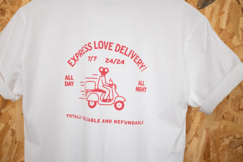 Image of Love Delivery By FCKRS (TUG)
