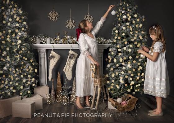 Image of Fireplace Holiday Set