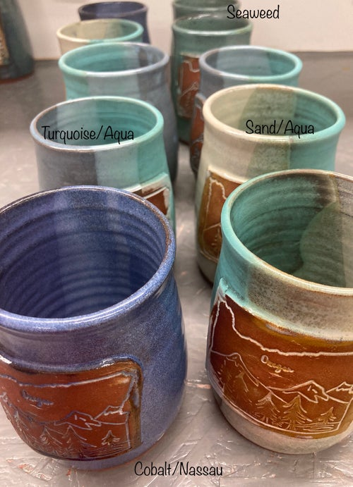 Image of Oregon Mug