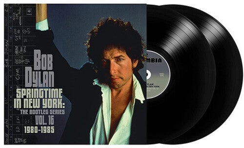 Image of Bob Dylan - Springtime In New York: The Bootleg Series Vol. 16 (1980-1985)