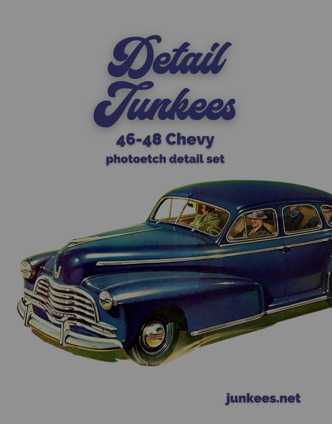 Image of 46-48 Chevy Detail Set