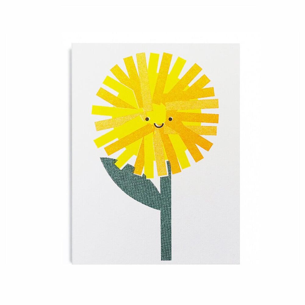 Image of Dandelion Card