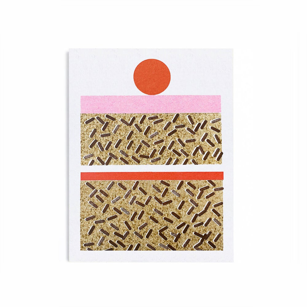 Image of Cake Card