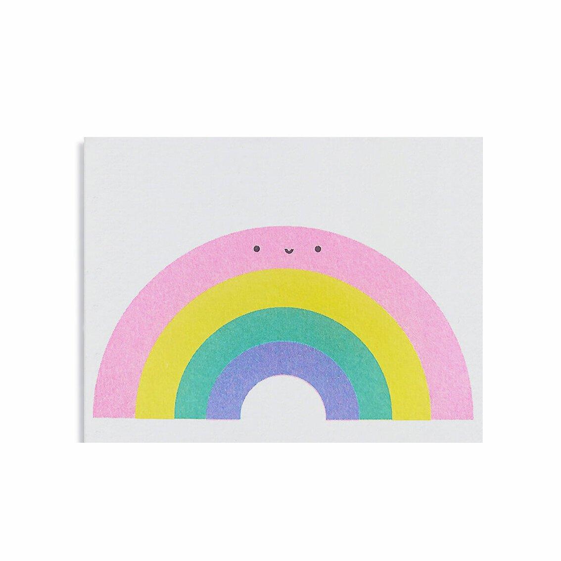 Image of Rainbow Card
