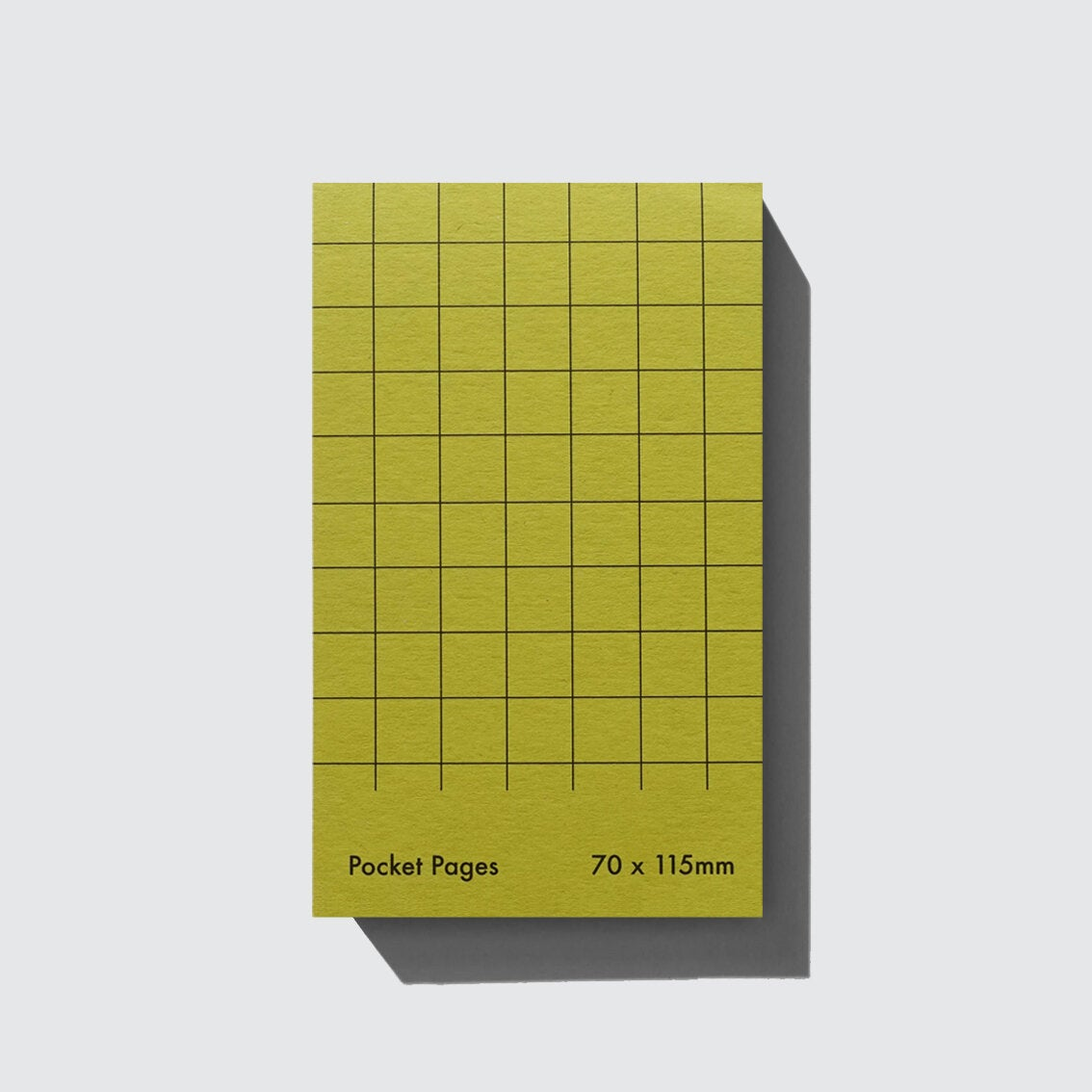 Image of Moss Pocket Pages