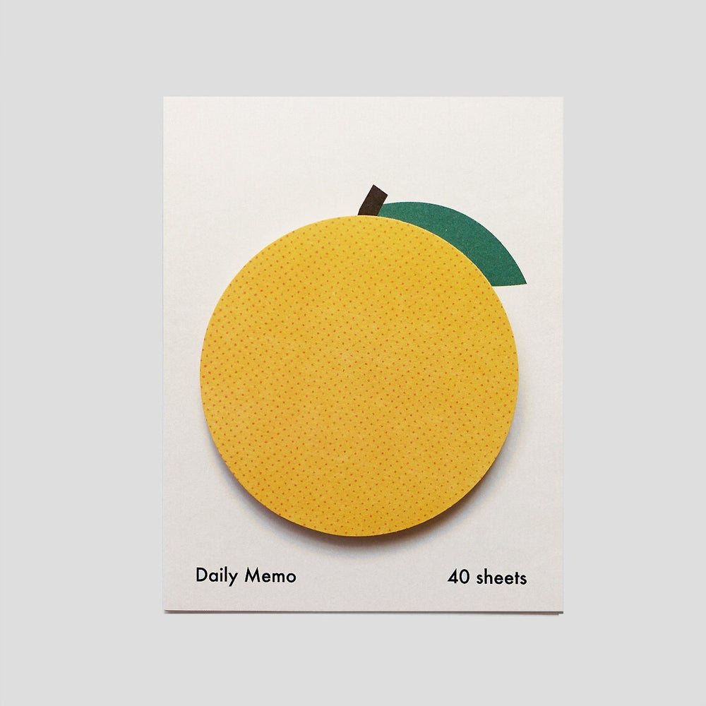 Image of Clementine Sticky Notes