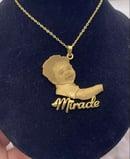 Image 2 of Custom Photo Necklace
